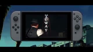 تریلر رسمی بازی L.A. Noire برای نینتندو سوییچ منتشر شد