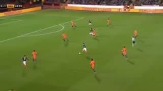 خلاصه فوتبال اسکاتلند 0-1 هلند