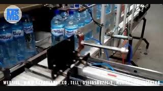ویدئو دستگاه شیرینگ 2 لاین