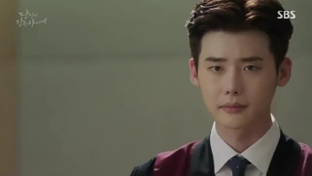 سریال کره ای وقتی تو خواب بودی قسمت آخر