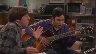 سکانس خنده دار ثور و دکتر جونز از راج و هاوارد در سریال بیگ بنگ تئوری Raj & Howard - Thor and Dr. Jones - The Big Bang Theory