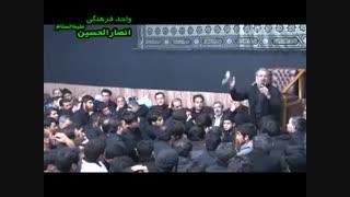 حاج مهدی خادم آذریان -روضه ی امام حسن مجتبی (ع) (نوحه ترکی)