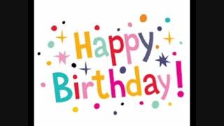happy birthday to Roshin