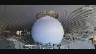 محبوبترین کتابخانه جهان در چین-از خبر دارین که