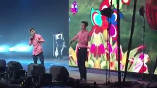 کنسرت کامل Exo در نیویورک آمریکا (تور Exo'luxion )