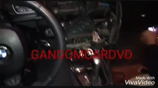 نصب مانیتور فابریک BMW X3