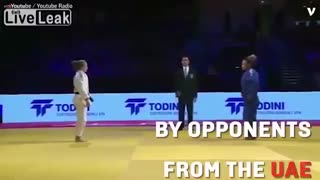 امتناع ورزشکاران خارجی به مسابقه با جودوکاران اسرائیل
