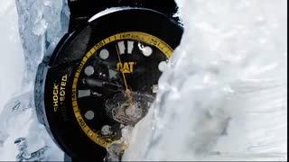 ساعت مچی فوق العاده کاتر پیلار برای روزهای سخت