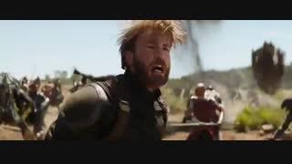 تریلر رسمی فیلم Avengers:Infinity War 2018 انتقام جویان