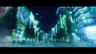 کلیپ تبلیغاتی Hatsune Miku از سونی