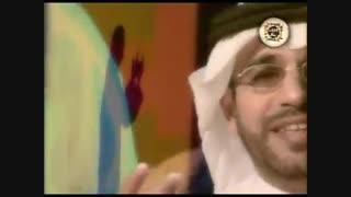 نماهنگ بسیارزیبای اگعد معانا والستمع به عربی-نزارالقطری