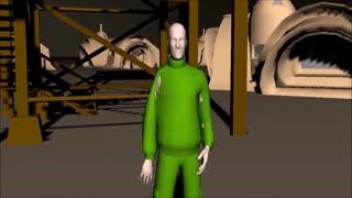 انیمیشن سفر به  جبهه کاری از گروه انیمیشن سازی طفا