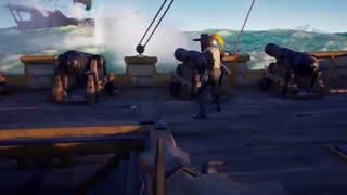 TGA 2017 | اعلام تاریخ عرضهی بازی Sea of Thieves