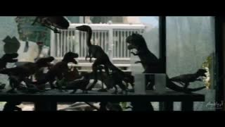 اولین تریلر رسمی فیلم Jurassic World: Fallen Kingdom