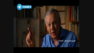 مستتد تبدیل شدن به انسان با دوبله فارسی