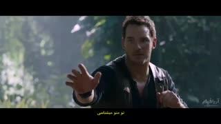 تریلر فیلم Jurassic World: Fallen Kingdom - زیرنویس فارسی