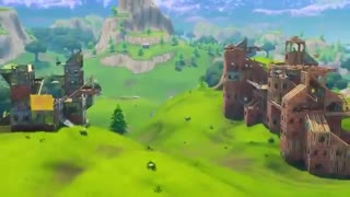 تریلر بازی Fortnite Battle Royale
