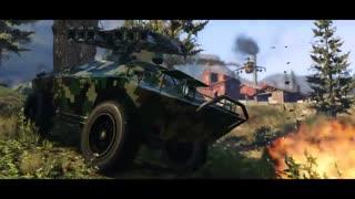 تریلر محتوای دانلود Gunrunning برای GTA Online