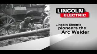 تاریخچه شرکت  لینکلن  الکتریک