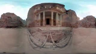 گشت 360 درجه در یکی از عجایب دیدنی جهان