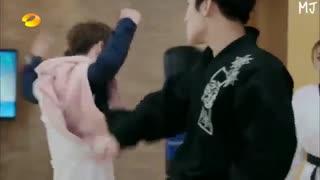 میکس سریال دختر گردباد 2 با بازی جی چانگ ووک(ووکی ،عقب مونده=توضیحات)