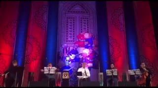 اجرای بی نظیر علیرضا قربانی در کنسرت