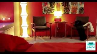 تلفیق سبک مدرن و صنعتی در دکوراسیون داخلی خانه