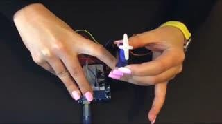 آموزش ماژول جوی استیک JoyStick و سرو موتور با آردوینو