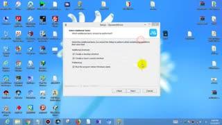 آموزش اشتراک گذاشتن نمایشگر اندروید با کابل USB به ویندوز