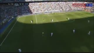 خلاصه بازی الکلاسیکو بارسلونا 3 - رئال مادرید 0