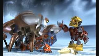 سینمایی انیمیشن بیونیکل ماسکی از نور قسمت 1 - Bionicle Mask of Light با دوبله فارسی