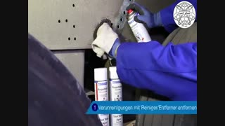 اسپری وایکون Weicon Crack Testing Agent Penetrant Spray