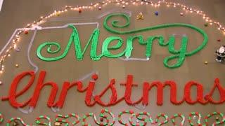 تبریک کریسمس به سبک دومینو