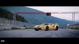 بررسی فورد GT مدل 2017 در نروژ + فیلم