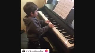 پیانو ساتیار کوچولو