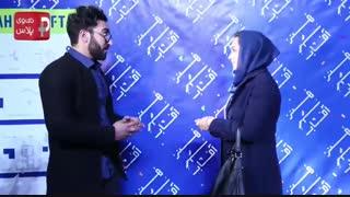رژه باشکوه خانم سوپراستار روی فرش قرمز لوکس ترین سینمای ایران