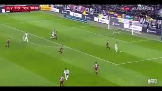 خلاصه فوتبال یوونتوس 2-0 تورینو