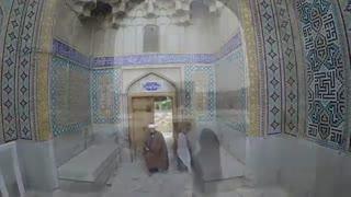 ویدیویی که امسال دو توریست از ایران گرفتند