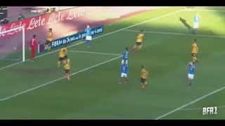 خلاصه فوتبال ناپولی 2-0 هلاس ورونا