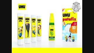 چسب ماتیکی UHU stic آلمان