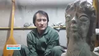 میکلانژ افغان در تهران