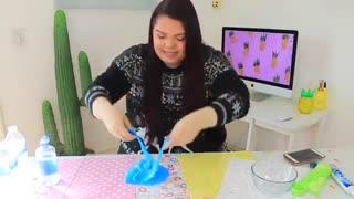 درست کردن چهار نوع اسلایم بدون استفاده از چسب یا بوراکس