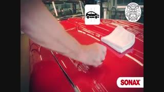 محصولات محافظت خودروSONAX PremiumClass SaphirPowerPolis آلمان
