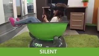 شبیه ساز متحرک واقعیت مجازی قابل حمل