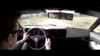 صدای موتور BMW M1