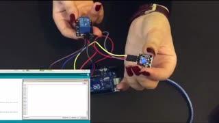 آموزش ماژول تیلت Ball switch پکیج 37 سنسور آردوینو Arduino