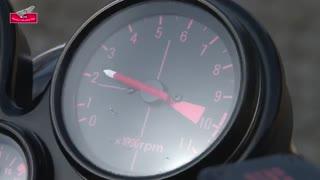 صدای موتورهوندا CBX