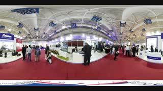 حضور شرکت سبلان در پانزدهمین نمایشگاه بین المللی تاسیسات