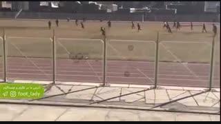 ویدئو گل الهام انصاری بازیکن نماینده فارس در دیدار تیمش مقابل راه یاب ملل سنندج از هفته دوازدهم لیگ برتر فوتبال زنان