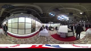 حضور شرکت تولیدی و ساختمانی یزد گنبد در هفتمین نمایشگاه بین المللی میدکس